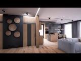 Archviz of the Apartment A96f. Unreal Engine 4 based virtual tour (interior)