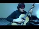 Ewan Dobson - Paganini - Sonata No. 2 (M.S. 84) Minuetto Allegretto ossia Rondoncino