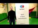 Будо маты ласточкин хвост BORKOVER в детский центр Прогноз Санкт Петербург