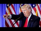 Первая большая пресс-конференция Дональда Трампа 11.01.2017