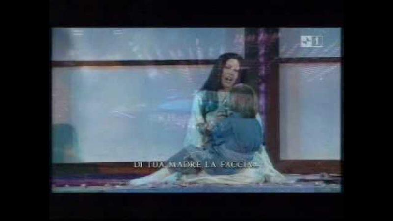 MADAMA BUTTERFLY 1. FINALE TU TU PICCOLO IDDIO canta AMARILLI NIZZA ( arena di verona )