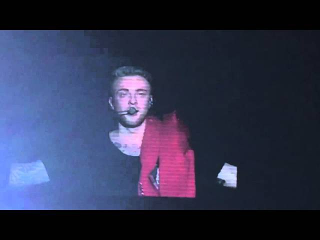 Егор Крид заплакан во время концерта в Крокусе