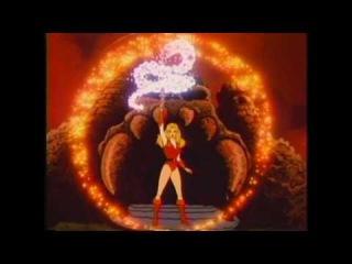 He-Man and She- Ra: