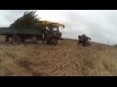 Самодельный трактор на базе рамы шассика, и двигателя волги тянет в гору Газ 66Ши ...
