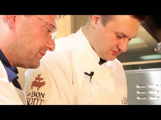 Таинственные пельмешки от Le Bon Gout
