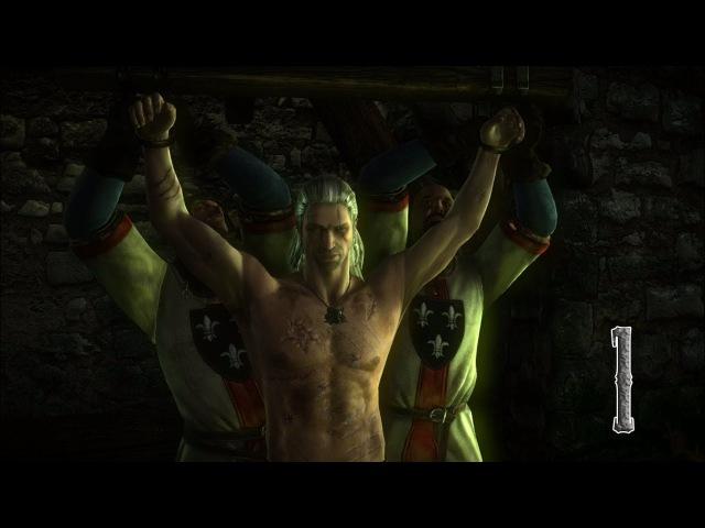 Ведьмак 2: Убийцы королей (The Witcher 2: Assassins of Kings) прохождение на геймпаде №1 Обучение » Freewka.com - Смотреть онлайн в хорощем качестве