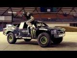 MODERN TALKING style - Win Race. DAKAR super truck MIX. Magic no Connect D. White