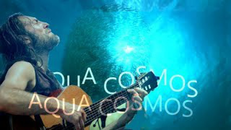 Aqua Cosmos ~ Estas Tonne ~ Improvisation (select HD quality)