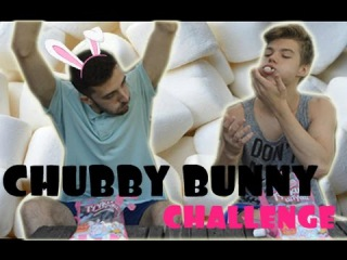 CHUBBY BUNNY CHALLENGE   ПУХЛЫЙ КРОЛИК   BLOG of the Best FRIENDs