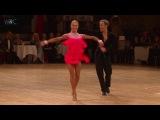 Riccardo Cocchi and Yulia Zagoruychenko Samba Show at 2016 Paris Worlds