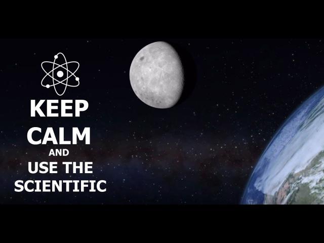 Вселенная / The Universe Сезон 1. Серия 5. Луна