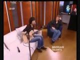 Pauline Croze - La Javanaise (Live En Direct Nouveaux Talents 2005)