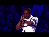Cheryl Cole - Calls Will.i.am live on The Voice UK 050414