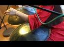 Mikkai kumo. Improvisation on RAV Vast и hang PANArt