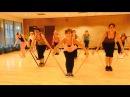 LEAN ON Major Lazer DJ Snake - Dance Fitness Workout w/ Resistance Bands Valeo Club