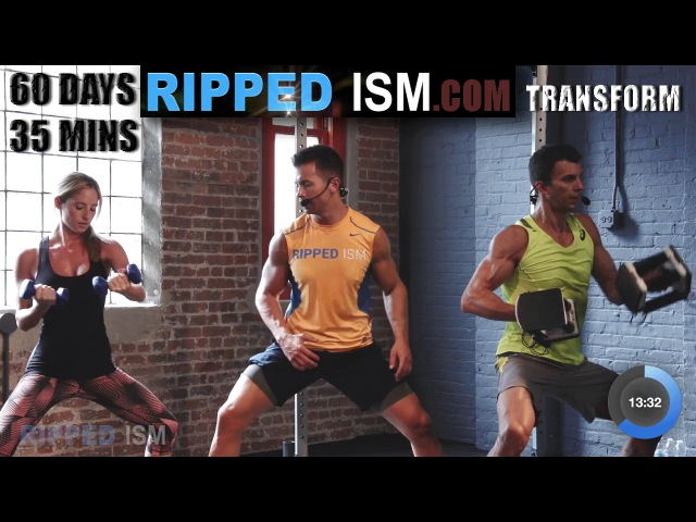 Rippedism Intro Full Body Workout