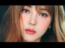 Instagram Makeup - Snowflake Makeup (With subs) 인스타 메이크업 - 눈꽃 메이크업