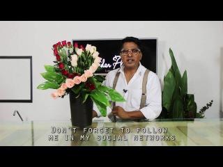 Corazon de rosas entrelazado T2E10