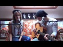 """Christina Aguilera and Blake Shelton """"Just A Fool"""" cover by Mike Squillante and Lauren Ruth Ward"""