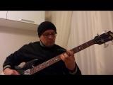 Black Sabbath - Paranoid Bass Cover