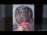 How to- Feathered Arrow Braid - EASIER THAN IT LOOKS!! - Brown Haired Bliss