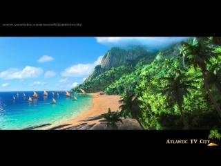 Моана Песня мореходов Дисней фрагмент из мультфильма Moana Disney