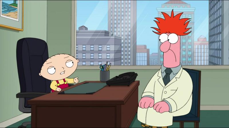 Маппет шоу | Гриффины (Family Guy)