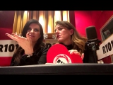 Лаура Паузини на радио R101 разговор о любви