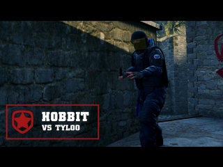 Gambit HObbit 4K vs TyLoo @ StarLadder StarSeries Season 3