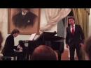 F. Flotow Martha , исп. Саян Дембирел, партия фортепьяно Артем Ванян.