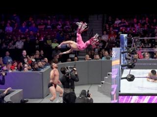Wrestling Home:  205 Live  29.11.2016
