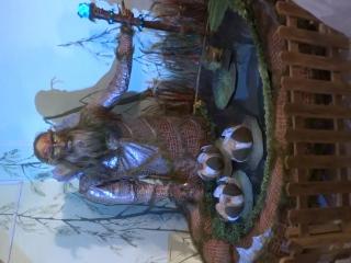 Болотный дух земли коми-пермяцкой