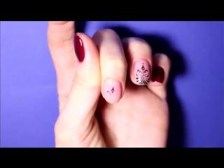 Маникюр на коротких ногтях _ Дизайн ногтей гель-лаком