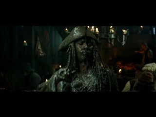 Пираты Карибского моря 5: Мертвецы не рассказывают сказки (2017) Русский Трейлер №2