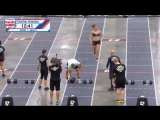 Crossfit Games 2017 Regionals - Central Team Events 1,2