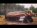 Зил лесовоз