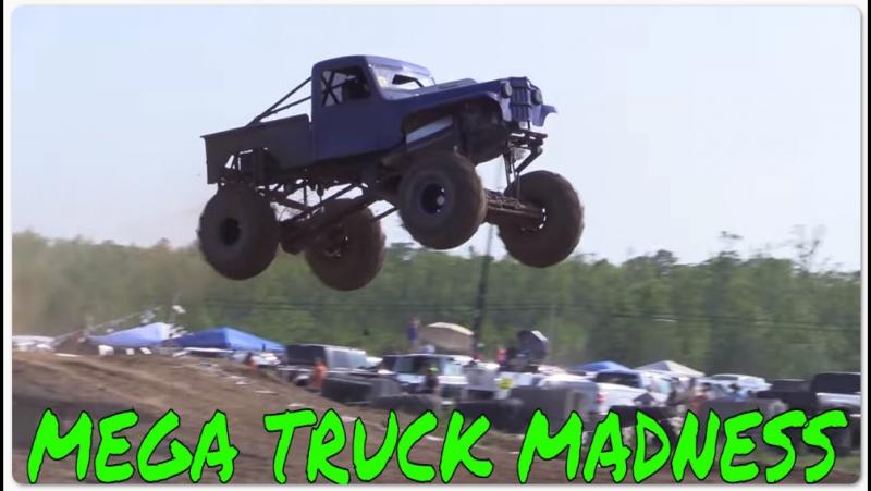 MEGA MUD TRUCK MADNESS at Dennis Andersons Muddy Motorsports Park