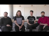 Bastille interview - Dan, Chris, Kyle, and Will (part 1)