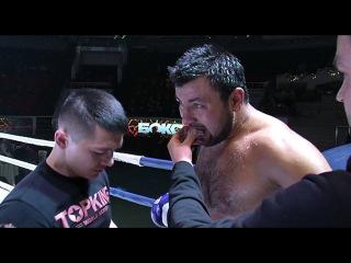 Комол Турсунов (Узбекистан) vs Гаджи Наврузов (Дагестан) WHMC