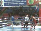 набати кямран - тайский бокс