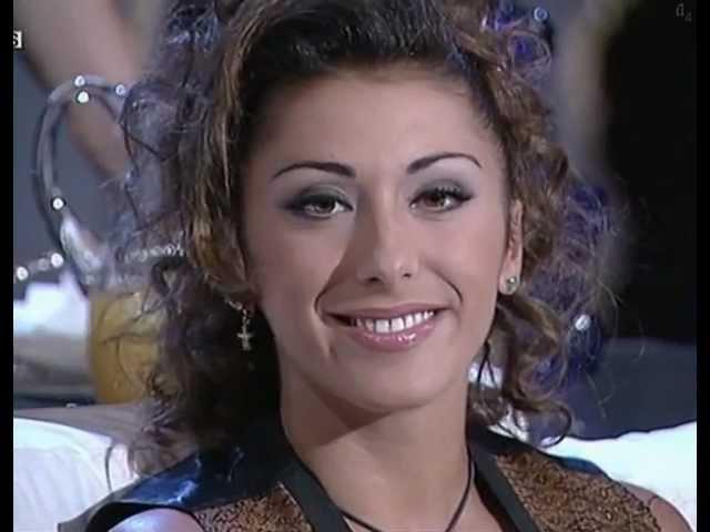 Sabrina Salerno__Interview/Rockawillie (live in Le Mille e Una Notte De Tappeto Volante 1994)