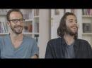 Salvador Sobral e Júlio Resende Interview 11 07 2017 Portuguese
