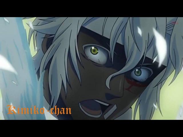 D.Gray man Hallow -It has begun [AMV]