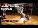 Mortal Combat vs. Jibaku, Childrock and Bboy 102 (Same Age). Bebboy 2017