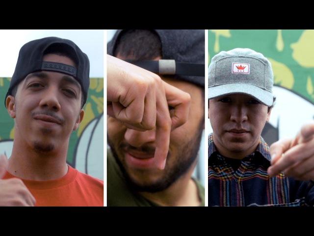 Jayd El Nino Leanrock Kaka'ako Cruisin' stance