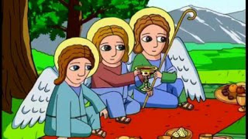 Истории Ветхого Завета - православные мультфильмы (все серии) (HD) » Freewka.com - Смотреть онлайн в хорощем качестве