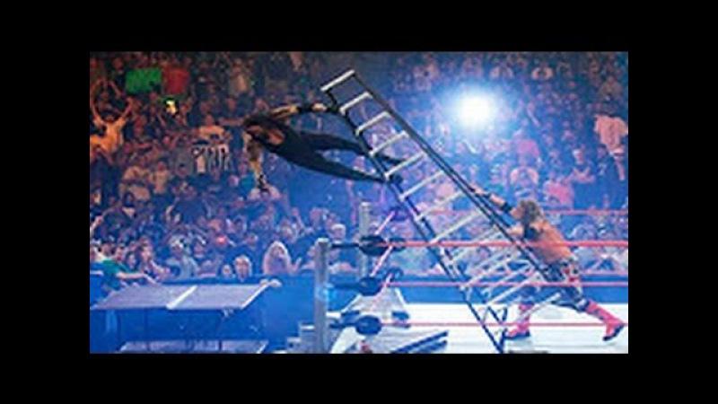 WWE Backlash 2008 Undertaker VS Edge 720p HD