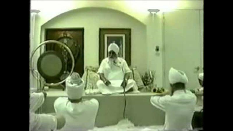 Садхана Гуру Дева по материалам Йоги Бхаджана