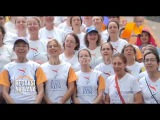 NIRWANA TV - SRI CHINMOY ONENESS HOME PEACE RUN BALI 2017