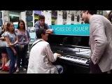 Vincent Vinel - Piano - Gare de Saint Lazare - Paris